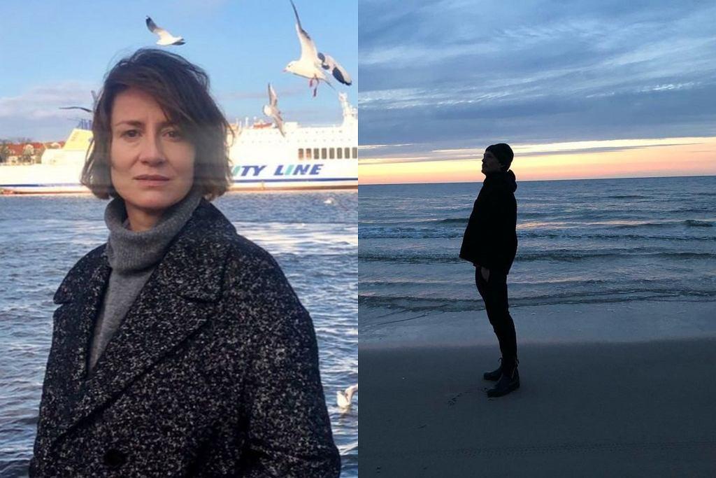 Maja Ostaszewska, Michał Englert