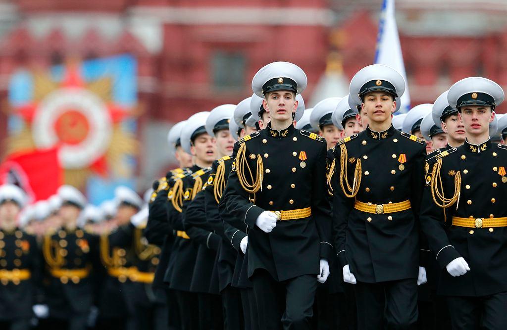 Dzień Zwycięstwa w Rosji. Doroczna defilada na Placu Czerwonym