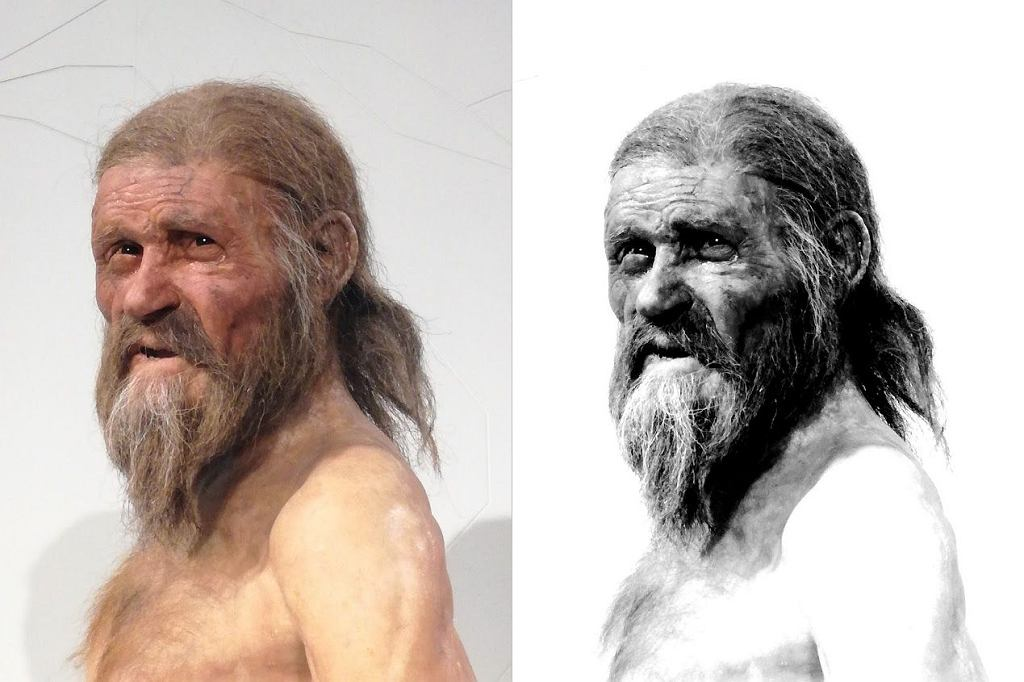 Ötzi - najsłynniejszy mieszkaniec doliny Ötztal