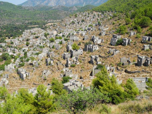 Kayaköy, Turcja