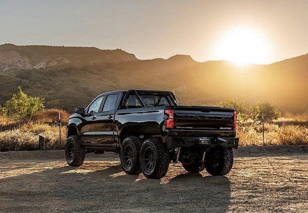 Hennessey Goliath 6x6, czyli najpotężniejszy pickup na świecie