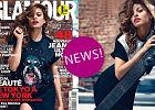 """Piękna Eva Mendes zdradza sekrety swojej sylwetki i urody we francuskim """"Glamour"""" [ZDJĘCIA + WYWIAD]"""