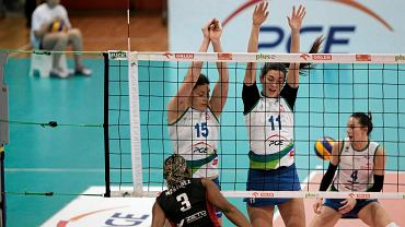 Siatkarki Atomu Trefl po zwycięstwie z Pałacem Bydgoszcz awansowały do Final Four