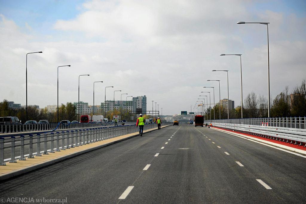 !Przebudowa mostu Grota Roweckiego