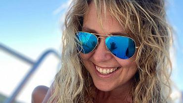 Ewa Wachowicz w bikini pozdrawia z wakacji w Chorwacji. Internauci zachwyceni.