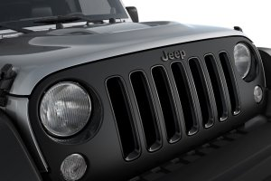 Salon Genewa 2014   Jeep Wrangler Rubicon X
