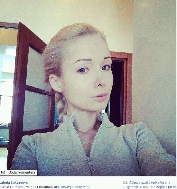 Waleria Lukjanowa (Valeria Lukyanova) - Żywa Barbie