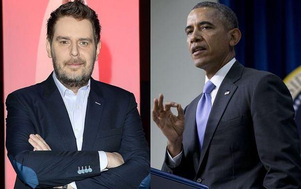 Wojciech Modest Amaro i Barack Obama