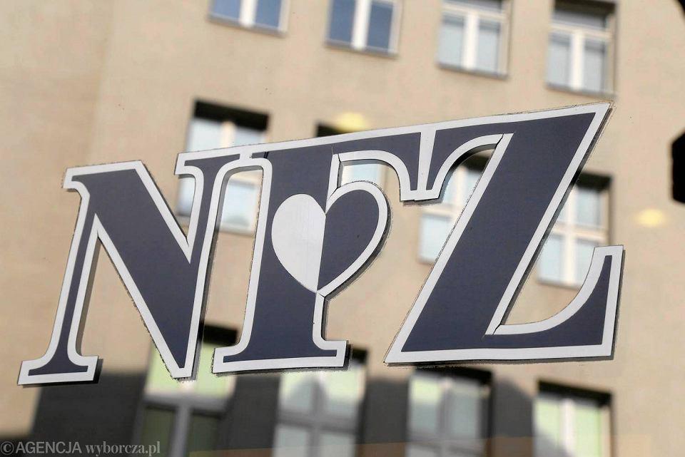 NFZ - Narodowy Fundusz Zdrowia