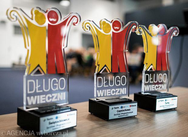 Nagrody dla miast/gmin przyjaznym seniorom