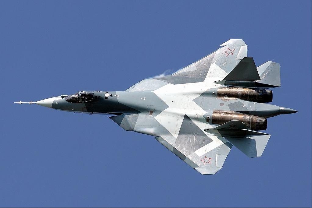 Prototyp Su-50