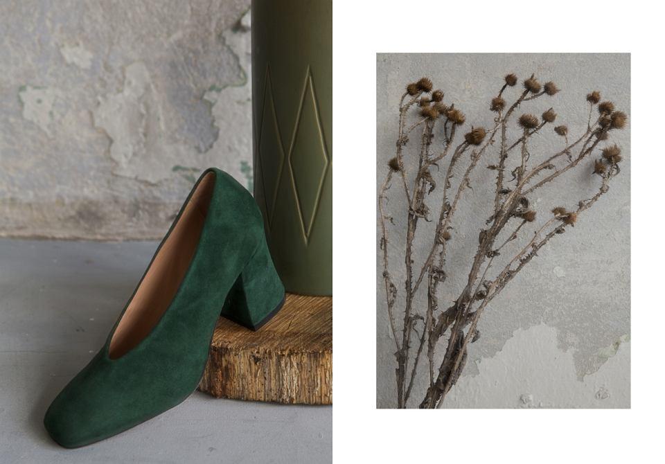 W swojej najnowszej kampanii Paso a Paso pokazują buty jako dzieła sztuki