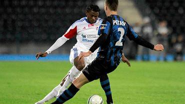 Ostatni mecz Górnika Zabrze z Zawiszą Bydgoszcz (1:0)