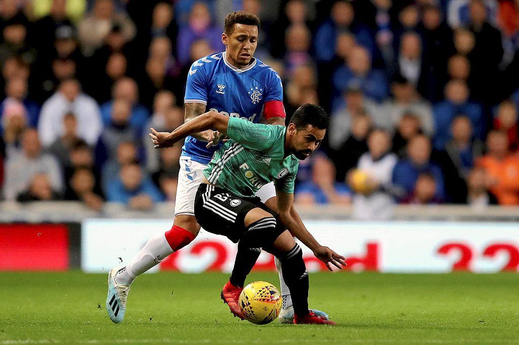 Rangers - Legia 1:0