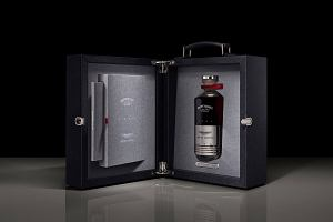 Whisky za 65 tysięcy dolarów? Aston Martin i Bowmore szukają chętnych