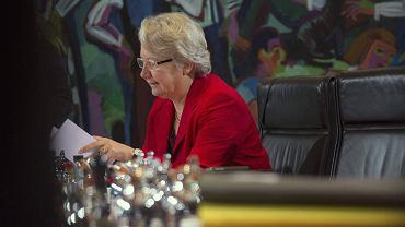Annette Schavan, niemiecka minister badań naukowych