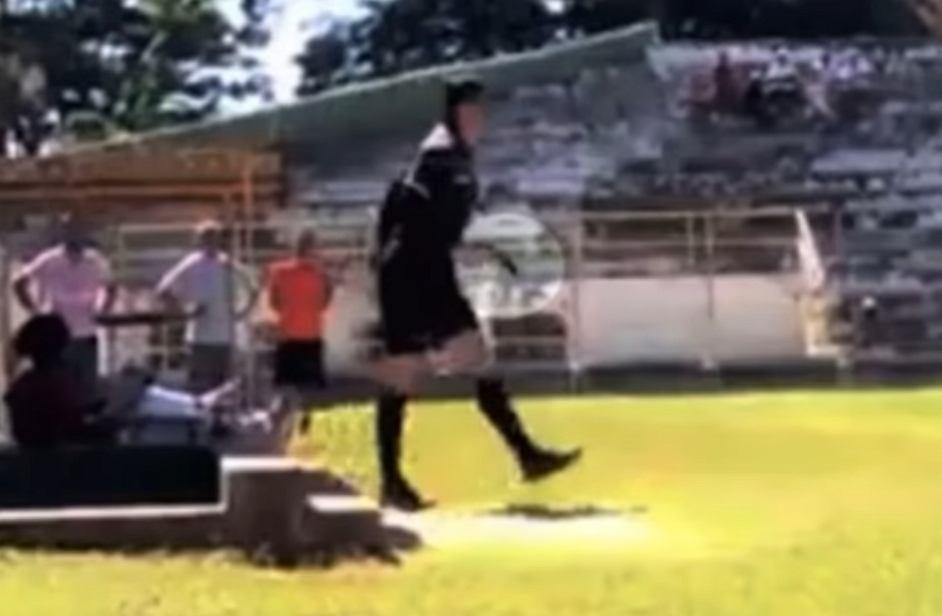 Brazilian referee