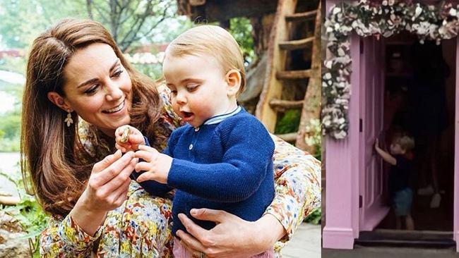 """Księżna Kate jest w czwartej ciąży? Potwierdziła sama księżniczka Charlotte. """"To chłopiec!"""""""