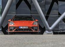 Nowe Porsche Panamera z oszałamiającą wersją Turbo S, ale to nie jedyny as w rękawie