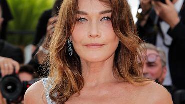 Carla Bruni na Festiwalu Filmowym z Cannes