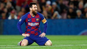 Leo Messi chce podnieść się z kolan. W Barcelonie ma na to ostatnią szansę
