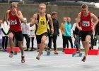 Mateusz Kaczor halowym mistrzem Polski juniorów w lekkiej atletyce