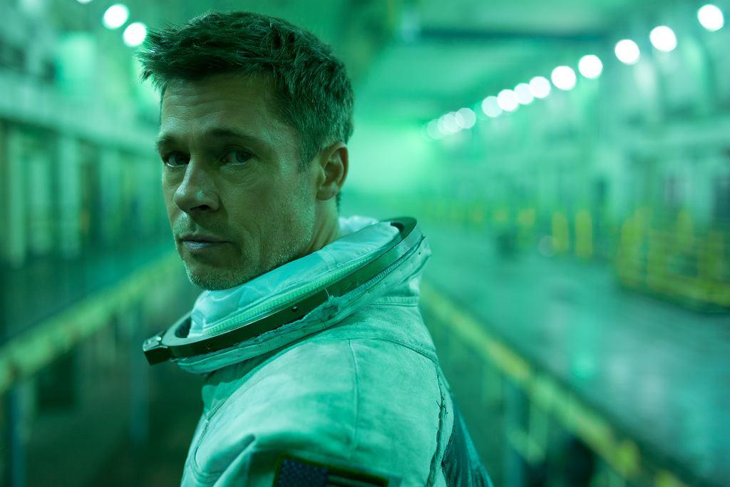 Brad Pitt w 'Ad Astra', 2019