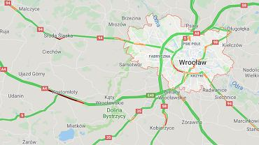 Wrocław: Na autostradzie A4 zderzyło się pięć ciężarówek (zdjęcie ilustracyjne)