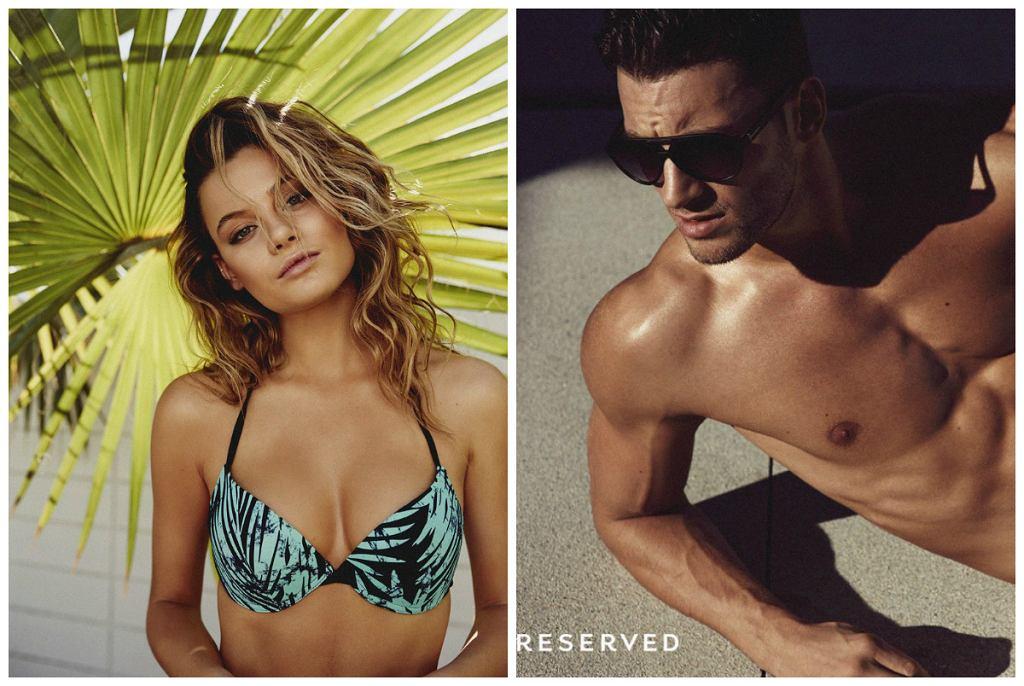 Reserved lato 2015: kolekcja plażowa