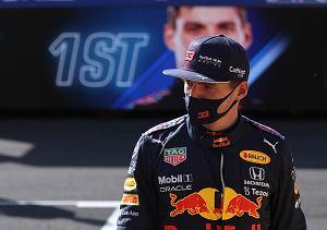 """Verstappen wściekły na Hamiltona. Nie zostawił na nim suchej nitki. """"Brak szacunku"""""""