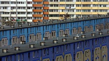 Bloki w Gdańsku - zdjęcie ilustracyjne