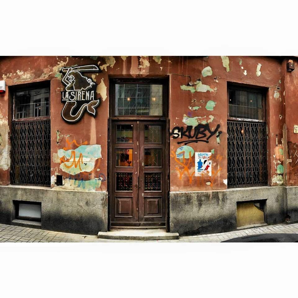 Restauracja La Sirena /