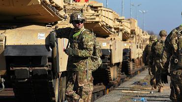 USA chcą ćwiczyć przerzut wojsk do Europy (zdjęcie ilustracyjne)