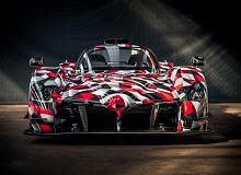 Toyota pokazała swój supersamochód. GR Super Sport zadebiutował podczas wyścigu w Le Mans