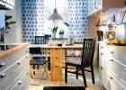 Kąt jadalny w małej kuchni - 20 typowych i nietypowych pomysłów
