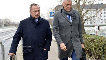 Giertych miał reprezentować Czarneckiego w sprawie o areszt. Plany pokrzyżowała nie tylko akcja CBA