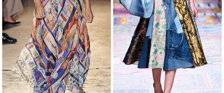 Kwiaty, denim i tie-dye? To muszą być lata 70.! Mamy najpiękniejsze spódnice, które zapragniesz mieć w swojej szafie