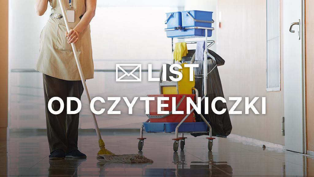 List od Czytelniczki