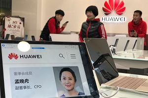 Córka twórcy koncernu Huawei aresztowana w Kanadzie. Chiny oburzone. Naruszenie praw człowieka
