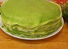 Zielone naleśniki - ugotuj