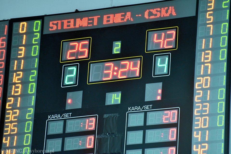 Zdjęcie numer 20 w galerii - Bez niespodzianek, CSKA dała Stelmetowi lekcję koszykówki [ZDJĘCIA]