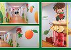 """W trosce o małych pacjentów. Niezwykły mural w szpitalu dziecięcym od """"Herbapol-Lublin"""" S.A."""