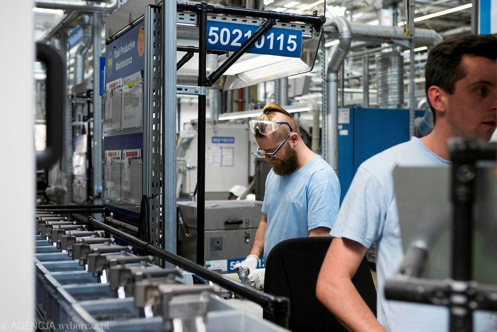 MTU Aero Engines w Tajęcinie jeszcze w tym roku rozpoczyna kolejną rozbudowę fabryki