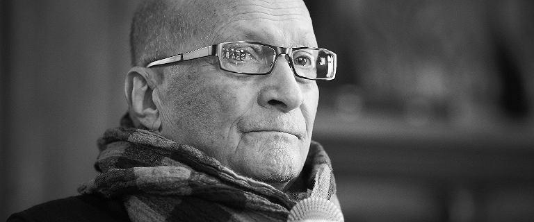 Nie żyje Wojciech Pszoniak. Aktor zmarł w wieku 78 lat