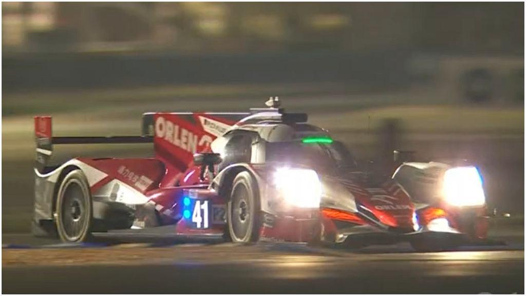 Robert Kubica debiutuje w wyścigu Le Mans 24h