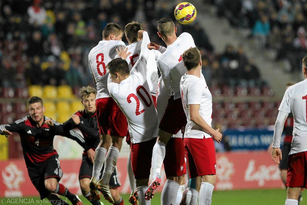 Polska U20 - Niemcy U20 0:2. Tak było dwa lata temu w Szczecinie. Teraz Polacy wzięli rewanż.