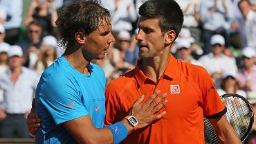 Rafael Nadal i Novak Djoković