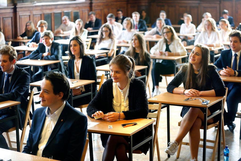 Matura 2018. Język francuski to jeden z najchętniej wybieranych na egzaminie dojrzałości języków obcych.