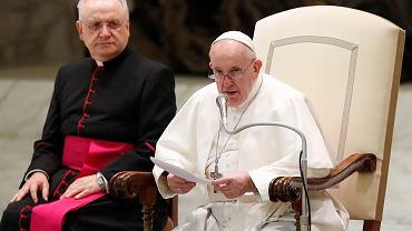 Franciszek do Polaków: Jan Paweł II wzywał do ochrony życia od poczęcia