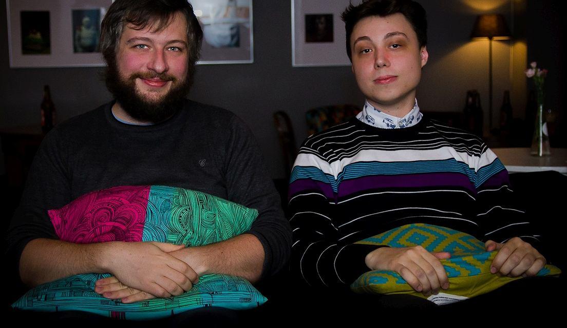 Michał Rzecznik i Mikołaj Tkacz (fot. Monika Jędrys)